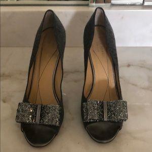 Beautiful Kate spade charm heels